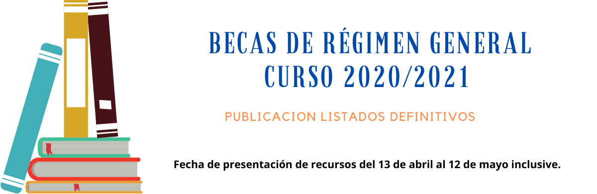 UCO - Becas Regimen General