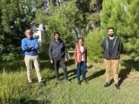 Project Desira research team