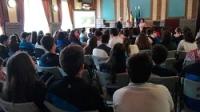 Una de las sesiones de Lee Ciencia celebrada el pasado año