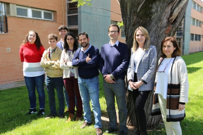 Research team at University of Cordoba